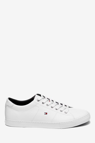Tommy Hilfiger Essential Leather Trainers