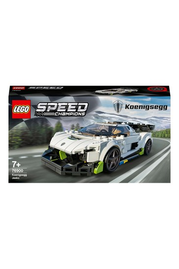 LEGO 76900 Speed Champions Koenigsegg Jesko Racing Car Toy