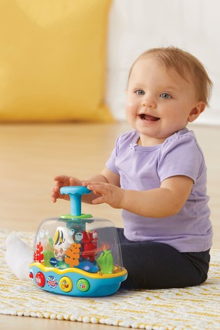 VTech Baby Seaside Spinning Top