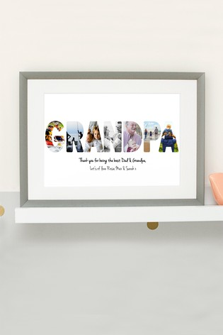 Personalised Photograph Print by Jonnys Sister