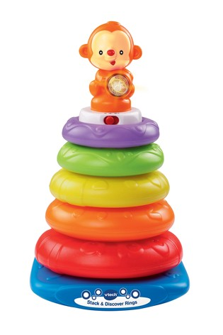 VTech Baby Stack And Discover Rings