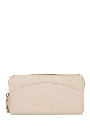 Pure Luxuries London Jenika Leather Purse