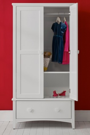 Holly Wardrobe By The Children's Furniture Company