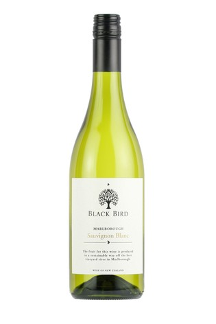 Black Bird Sauvignon Blanc Single by Le Bon Vin