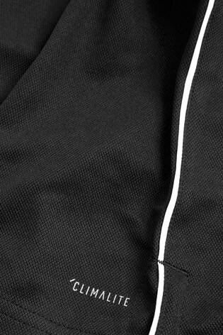 adidas Football Core Black Polo