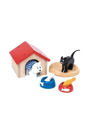Le Toy Van Wooden Pet Set