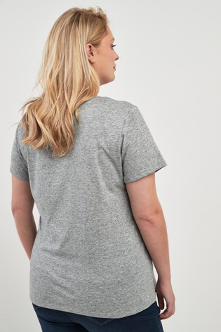 Buy Levi's® PLUS Grey The Perfect Logo Sport T Shirt from