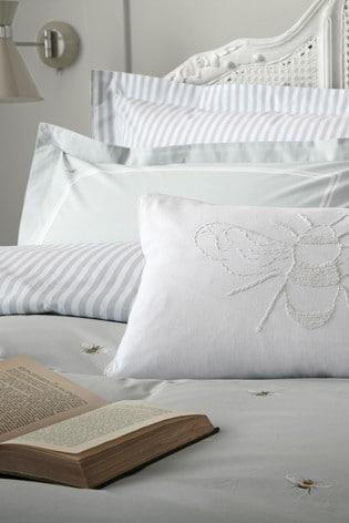 Sophie Allport Bees Cotton Duvet Cover and Pillowcase Set