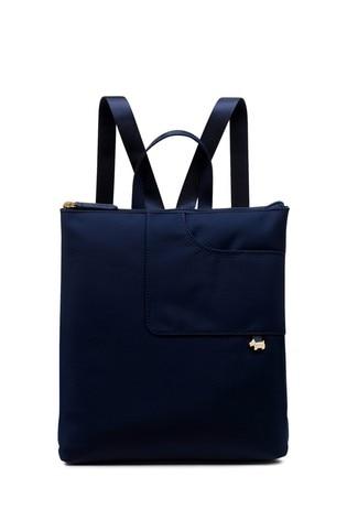 Radley London Pocket Essentials Medium Zip Top Backpack