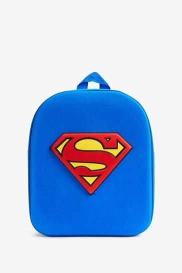 Blue Superman® Backpack