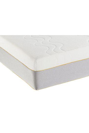 Dormeo White  Options Hybrid Plus Mattress