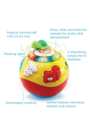 VTech Baby Crawl And Learn Bright Lights Ball 184903