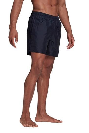 adidas Ink 3 Stack Solid Swim Shorts