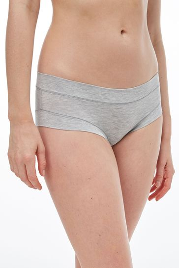Grey Short Forever Comfort® Knickers