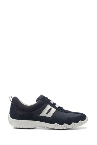 Hotter Leanne Lace-Up Full Covered Trainers