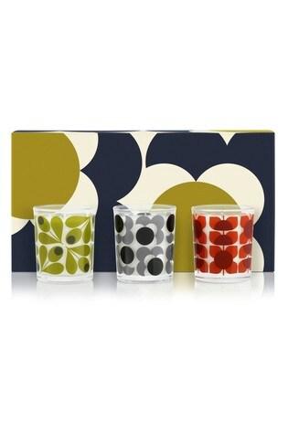Orla Kiely Fig Tree Candle Gift Set