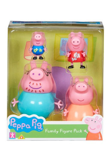 Peppa Pig™ Family Figure Pack