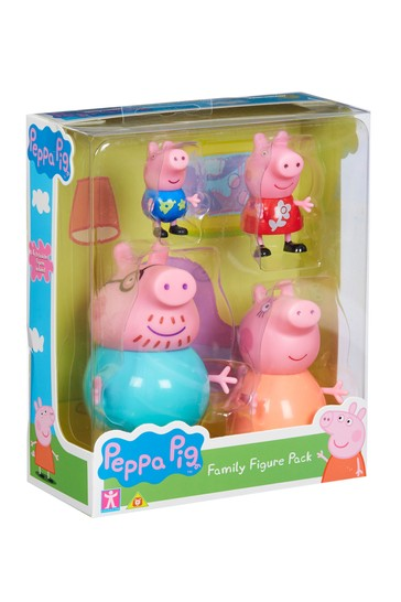 Peppa Pig™ Family Figure Pack