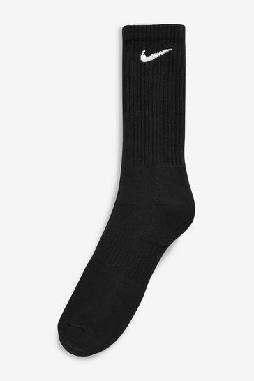 Nike Everyday Cushion Crew Training Socks Three Pack