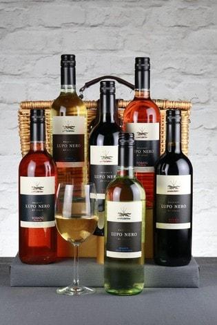 Le Bon Vin Italian Selection Wine Hamper