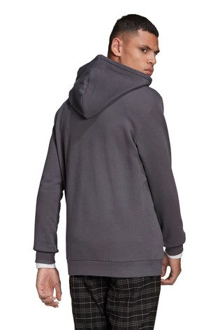 adidas Originals Dark Grey Essential Pullover Hoodie
