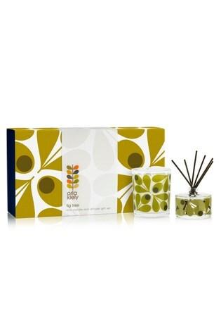 Orla Kiely Mini Fig Tree Diffuser Gift Set