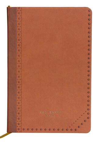 Ted Baker Brogue Kiku A5 Notebook