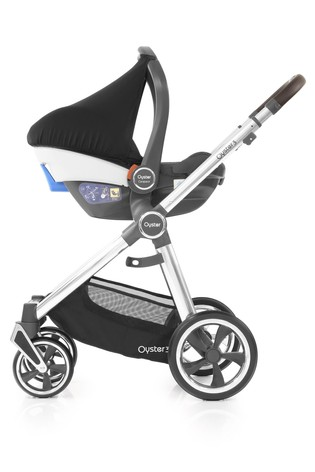Oyster 3 Car Seat Adaptors by Babystyle