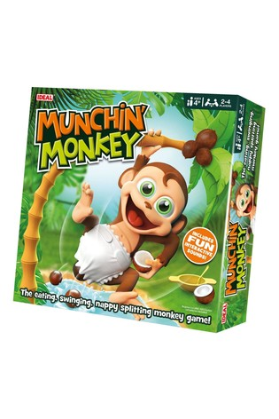 Munchin Monkey