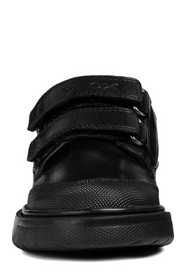 Buy Geox Riddock Boy Black Leather