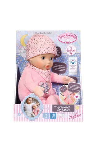Baby Annabell Heartbeat for Babies 702543