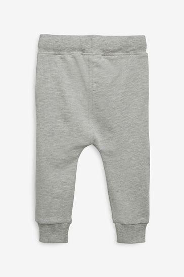 Grey Marl Joggers (3mths-7yrs)