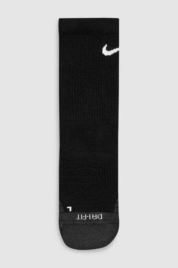 Nike Adults Cushioned Crew Socks Three Pack