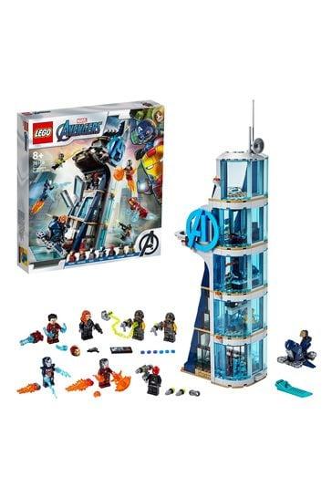 LEGO 76166 Marvel Avengers Tower Battle
