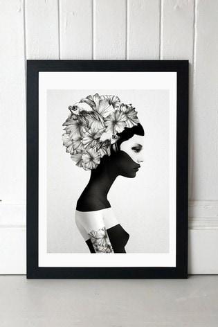 Marianna by Ruben Ireland Framed Print