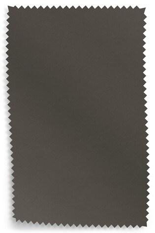 Savona Leather Mid Grey Fabric Sample