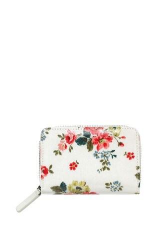 Cath Kidston® Field Rose Pocket Purse