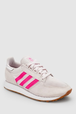 Buy adidas Originals Forest Grove Trainers from the Next UK