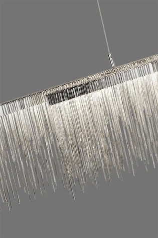 Alessandra Waterfall Ceiling Bar by Searchlight