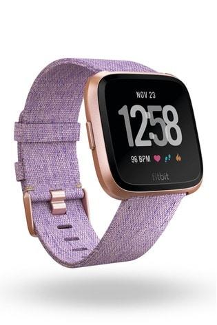 Fitbit® Lavender Versa Special Edition