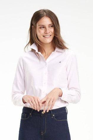 Tommy Hilfiger Heritage Ithaca Stripe Regular Shirt