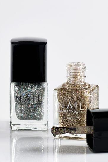 Set of 2 12ml Nail Polish