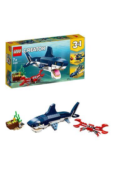 LEGO 31088 Creator 3-In-1 Deep Sea Creatures Building Set