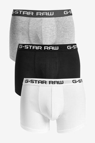 G-Star Classic Trunk Three Pack