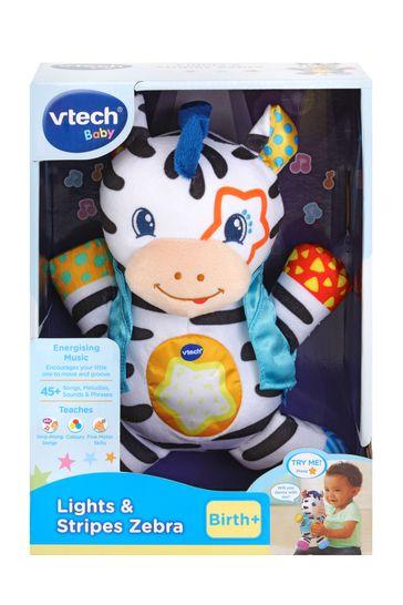 VTech Lights  Stripes Zebra