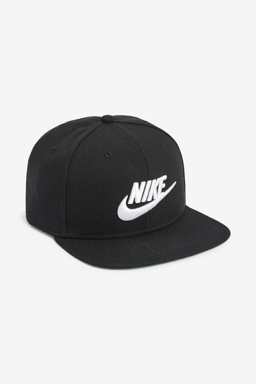 Nike Black Adult Futura Cap
