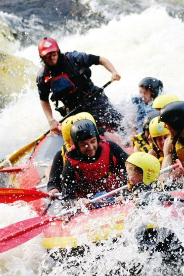 White Water Rafting Session For Two Gift Experience by Activity Superstore