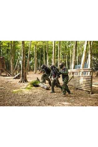 Full Day Paint Balling For Two Gift by Virgin Experience Days