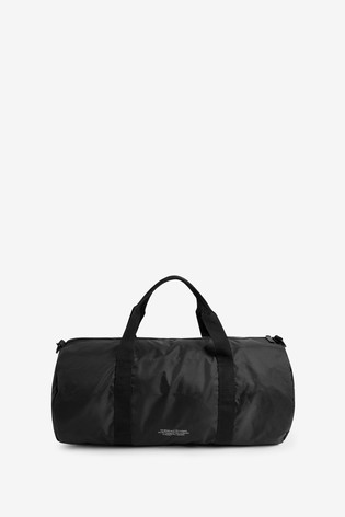 adidas Originals Black Duffle Bag