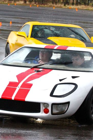 Ford GT40 Drive Gift Experience by Activity Superstore